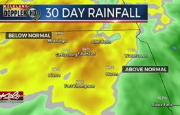 Despite Rainy Weather, Parts Of South Dakota Are Still Dry