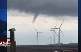 Cold-Air Funnels Look Like Tornadoes, But Are Much Less Dangerous
