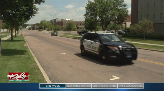 Sioux Falls Police And Fire Rescue Team Up For EMS Calls