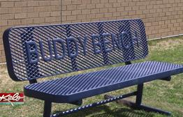 Buddy Benches Promote Friendship At Sioux Falls Schools