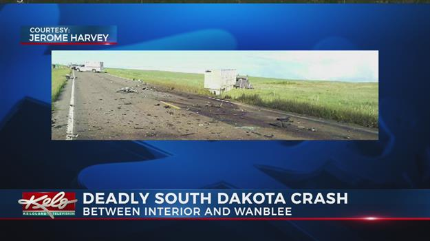Five People, Including Pregnant Woman, Die In South Dakota Crash