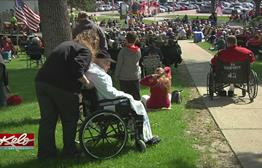 Memorial Day Service Honors Nation's Fallen Heroes