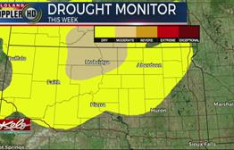 Lack Of Rain Causing Drought Concerns