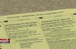 South Dakota Sec. Of State Expecting Long 2018 Ballot