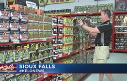 South Dakota Fire Marshal Urges Fireworks Safety Amid Drought
