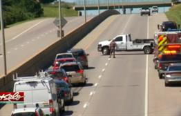 Crashes On Interstate 29 Slow Traffic Monday Afternoon