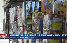 Firework Sales Light Up Online