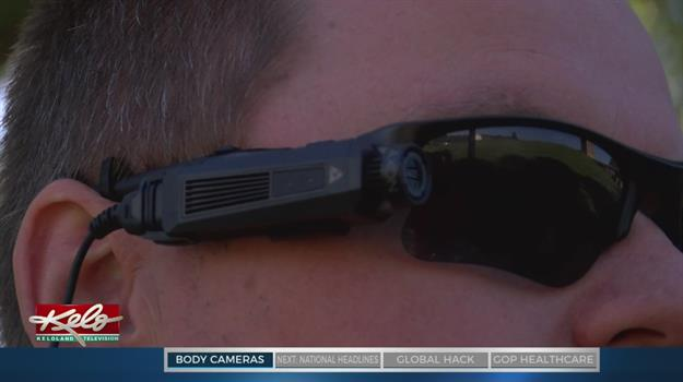 GFP Body Cameras Helping Officers Away From Vehicles