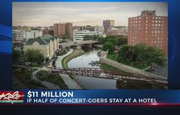 Garth Brooks Brings In Big Business To Sioux Falls