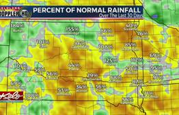 Despite Dry Summer, Rainfall Totals Dramatic In Parts Of KELOLAND
