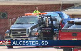 2 Dead, 6 Injured After Car Crashes Into Assisted Living Facility In Alcester