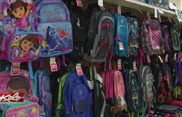 Church Hosts School Supply Drive