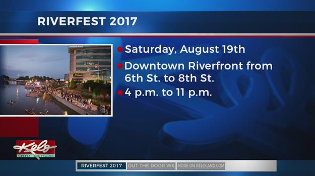 Food, Live Music Offered At RiverFest