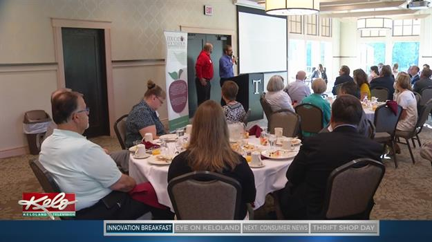 Innovation In Education Breakfast Features Science Fair