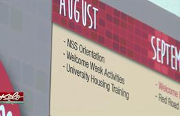 USD's Native Student Orientation Growing