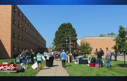 Move-In Day At USD