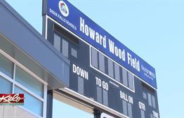 Howard Wood Field $4.5 Million Improvement