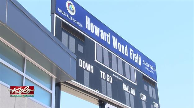 Howard Wood Field $4.5 Million Improvement