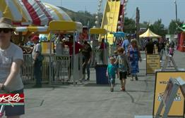 Parents Should Have A Plan For Kids Before Going To The Fair