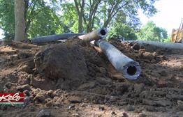 Sioux Falls Replaces Final Lead Water Pipe