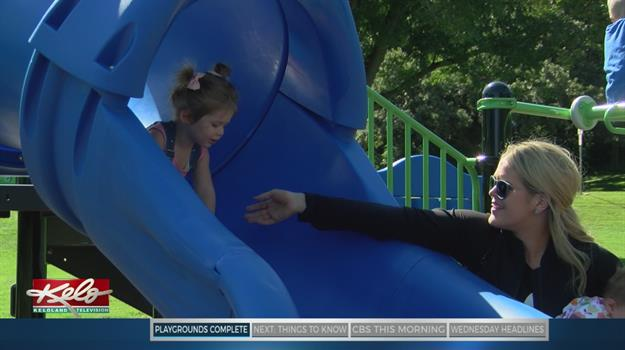 Four Parks Reopen After Summer Renovations