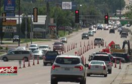 Navigating The Construction At 37th And Minnesota