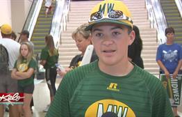 Sioux Falls Little League Team Returns Home