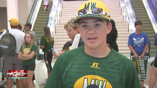 Sioux Falls Little League Team Returns Home