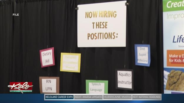 Employers Gather For Career Expo To Find New Employees