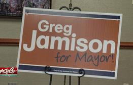 Greg Jamison Officially Joins Race For Mayor