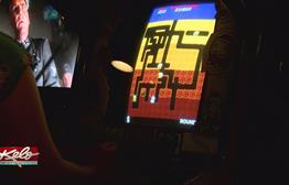 Retro Arcades Making A Comeback