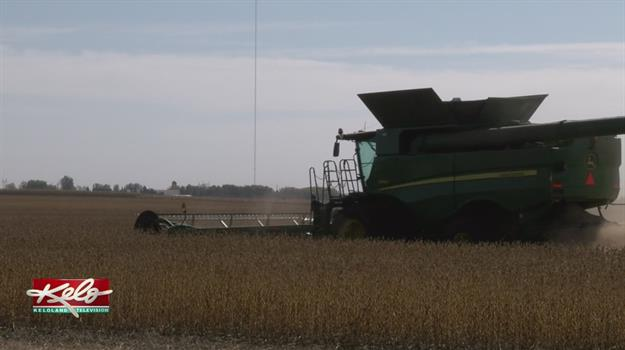 Warmer Temperatures Drying Out Soil