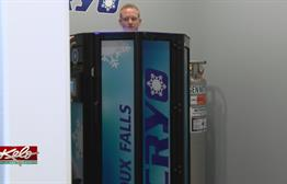 Cryotherapy Craze Hits Sioux Falls