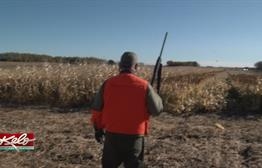 Hunters Fly Home After Successful Opener