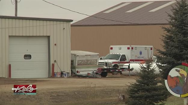 Senator Thune Takes Tour Of Troubled Reservation Emergency Department