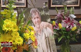 Friends Say Goodbye To Terry Redlin