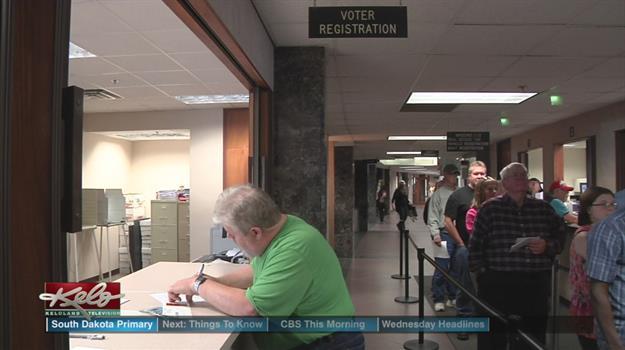 Minnehaha Voting Numbers Average Heading Into Primary