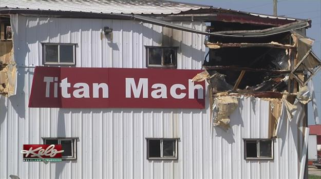 Titan Machinery Moving Forward After Milbank Fire