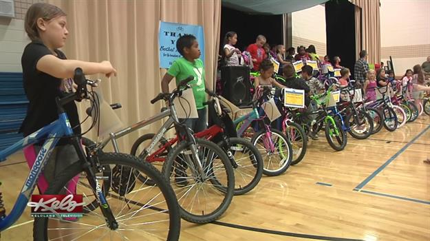 Bikes For Perfect Attendance