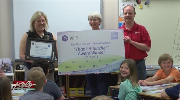 John Harris Teacher Honored With Award