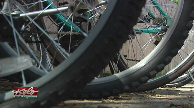 Stolen Bikes Pose Challenges For St. Francis House Guests