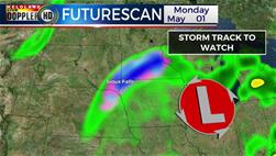 South Dakota weather snow Futurescan